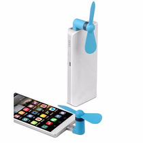 Portable Usb Flexible Mini Fan Nuevo