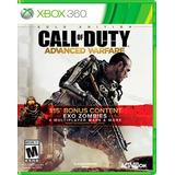 Call Of Duty Advanced Warfare Gold Xbox 360 Nuevo Citygame