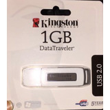 Pendrive 1 Gb Marca Kingston Nuevo