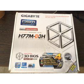 Mother Gigabyte Ga-h77m-d3h Socket 1155 / Usb 3 I3,i5, I7