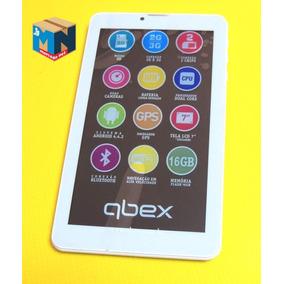 Tablet Qbex Tx 300 3g Tela 7 4gb 2 Câm Wifi Bluethoot Nf