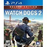 Watch Dogs 2 Deluxe Edition Ps4 Digital En Oferta !!