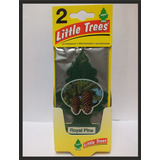 Ambientador De Pino Little Trees Original Usa 2 Unidades