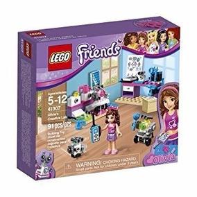 Lego Friends Laboratorio De Olivia 41307