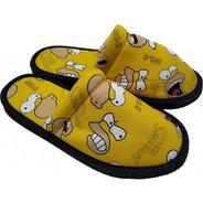 Pantuflas - Homero - Comics