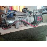 Winche 8000 Libras , Warn , Serie Wound Power