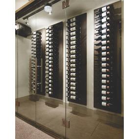 Bodega Cava Vinoteca - 2,00m Amurable Columna Diseño Vino