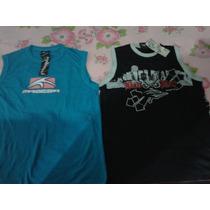 Kit Camisas Bedboy E Maresia Original.