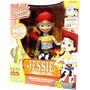 Toy Story Jessie La Vaquería Coleccion Con Certificado