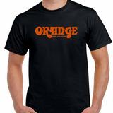 Remeras Con Tu Logo Orange Favorito