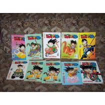 Increible Coleccion De Mangas De Dragon Ball Editorial. Vid