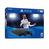 Ps4 Fifa 18 Playstation 4 Slim, 1tb, Con Juego Fifa 18