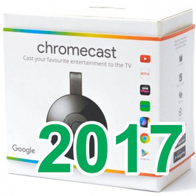 Chromecast 2 Google Hdmi Original Novo Lacrado Chromecast Hd