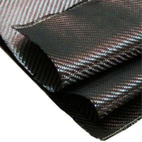 Fibra De Carbono Tecido / Laminação Tunning Sarja- 5 X 1,3 M