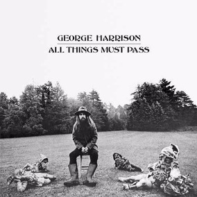 Lp George Harrison All Things Must Pass Triplo