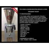 Licuadora Industrial De 15litros Boia
