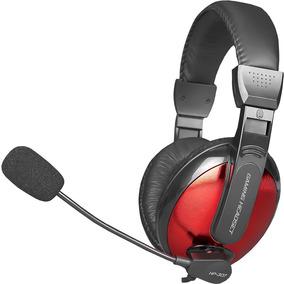 Audifonos Gamer Headset Microfono Xtrike Me 20hz Hp-307