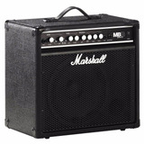 Amplificador De Bajo Marshall Mb30e + Envio