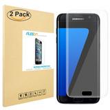 Mica Protector De Pantalla Pleson Galaxy S7 Edge (2 Pack)