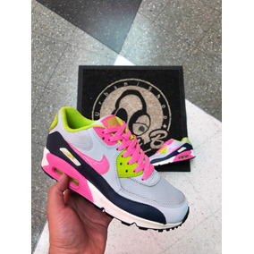 Tenis Nike Youth Air Max 90 Gs 345017-019