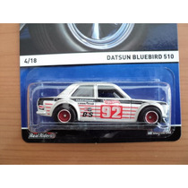 Hot Wheels Heritage Datsun 510 Bluebird Envio Gratis