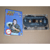 Polo Polo Show En Vivo Vol 9 Audio Cassette Kct Tape