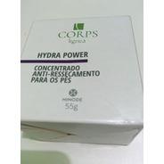 Kit 2 Elimine Rachaduras Nos Pés Com  Hydra Power - 55g
