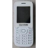 Celular Gradiente Rádio/mp3 C90 Branco Cinza-barato! 3chips