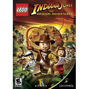 Juego Ps3 - Lego Indiana Jones The Originals Adventures