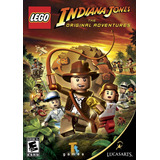 Juego Ps3 - Lego Indiana Jones The Originals Adventures