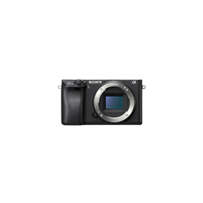 Câmera Sony Ilce-6300/b E-mount A6300 E Sensor Aps-c (corpo)