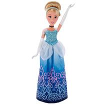 Boneca Princesas Disney Clássica Cinderela Hasbro