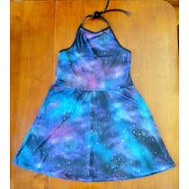 Vestido Galaxia