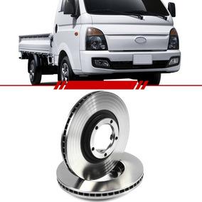 Par Discos De Freio Hyundai Hr/h1