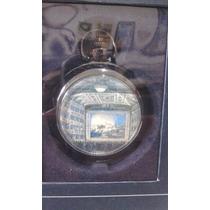 Relógio De Bolso Coleção Gentleman Novo