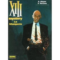 Xiii Mystery 1. La Mangosta Xavier Dorison Envío Gratis