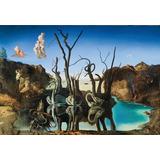 Poster Obras De Arte De Pintores Famosos Impressão Hd Decore