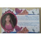Convite Barbie Personalizado