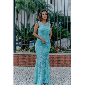 Festa De Aniversario Peao - Vestidos Longos Femininas no Mercado ... 1fce642eed3