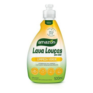 Detergente Lava Louças Sustentável Amazon H2o