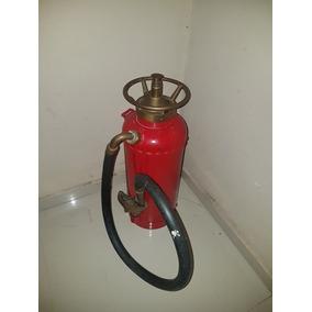 Antiguo Extintor