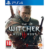 The Witcher 3 Ps4 Primaria Digital