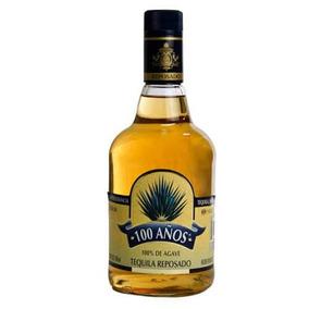 100 Años Tequila Azul Reposado 12/700 Ml