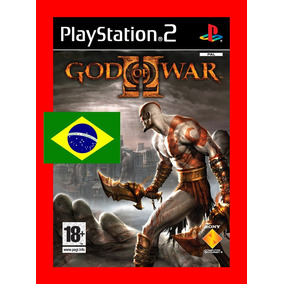 God Of War 2 Dublado Em Português-br Ps2