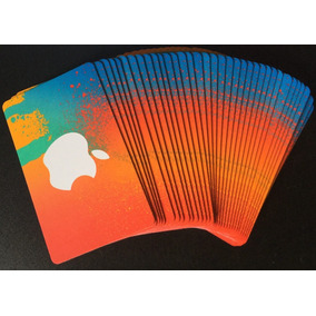Itunes Giftcard (10$ Dólares Usa) App Store - Itunes Store