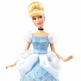 Boneca Princesa Cinderella - Disney Store