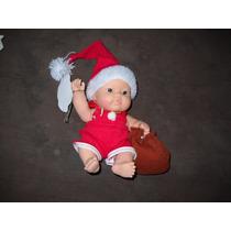 Boneca Bebezinho Cotiplás Mamãe Noel Raridade Nova!!!