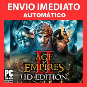 Patch Age Of Empires 2 Hd Edition + Expansão