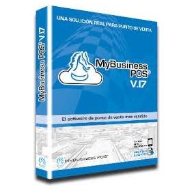 My Business Pos 2017 Software Caja De Punto De Venta Origina