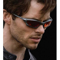 Oculos Penny Ciclope Xmen - Lentes Ruby 100% Polarizadas.